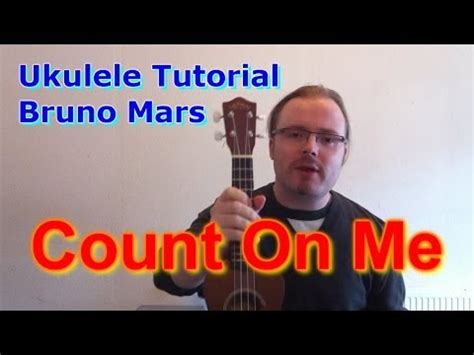 download mp3 bruno mars you can count on me bruno mars quot count on me quot ukulele tutorial