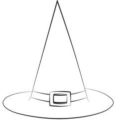 witch hat template chapeau sorci 232 re sorci 232 res