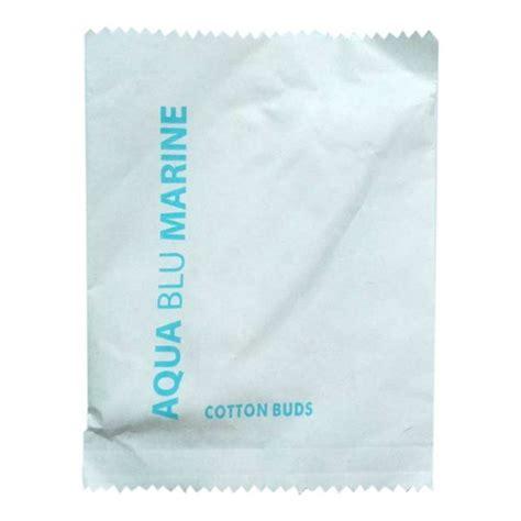 Cinderella Cotton Buds 60s Rumah สำล ก าน ในซองกระดาษ อะควา บล มาร น