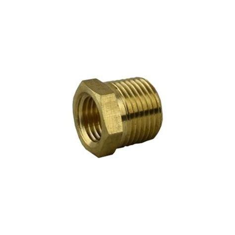 Connector Fitting Drat 38 Selang 14 kleen rite corporation barstock fittings pipe bushing 3