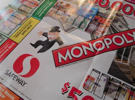 Winning The Game Of Money Login - the odds of winning the albertsons monopoly game savingadvice com blog saving