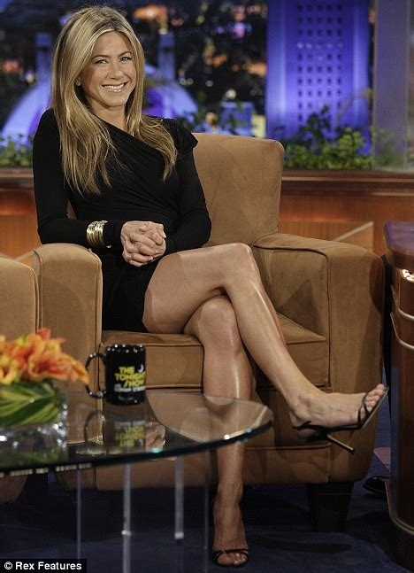 why are tamrons legs shiny on today show jennifer aniston stays upbeat at love happens premiere
