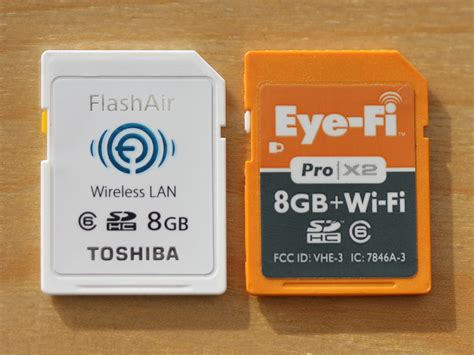Toshiba Flashair Wifi Sd Card Eye Fi Sd R008gr7w6 Class 6 8gb cameras get smart to stay competitive digital photography review