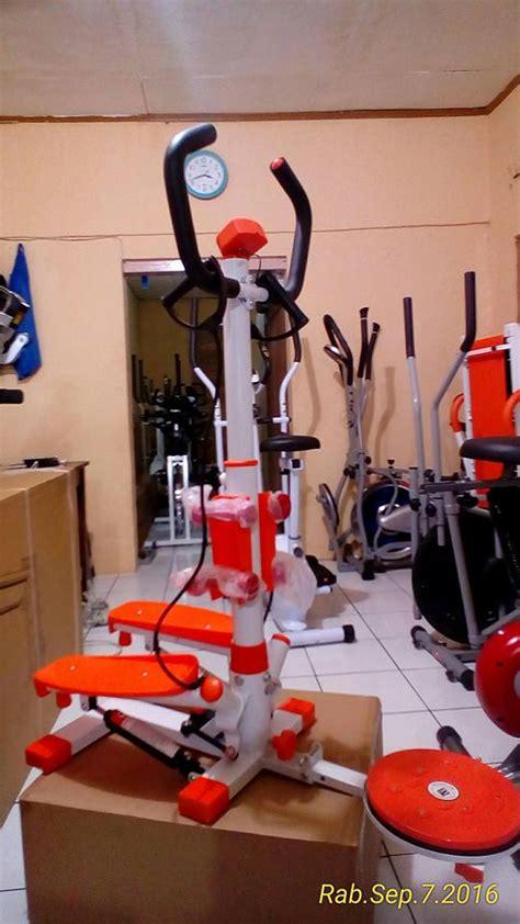 Alat Olahraga Multifungsi Alat Olahraga Fitnes New Stepper Multi Fungsi Murah Bisa Cod
