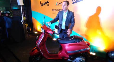 Motor Vespa Lx I Get piaggio remajakan tilan vespa seri lx dan s dengan