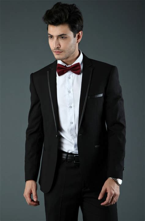 Jas Warna Hitam Jas Pria Jas Jas Murah model jas pengantin pria terbaru 2016 danitailor