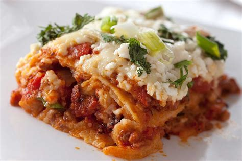 mexican dish recipes recipe for mexican lasagna s ambrosia s ambrosia