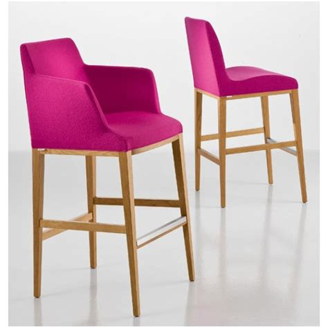 Light Pink Bar Stools by Bloom Pink And Light Wood Barstool From Ultimate Contract Uk