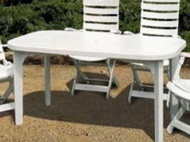 tavoli in resina da giardino tavoli da giardino in resina tavoli da giardino