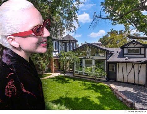 lady gaga s house lady gaga buys frank zappa s house tmz com