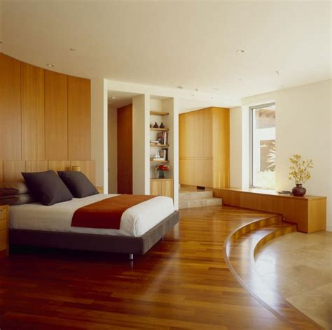 Bed Room by 33 Rustic Wooden Floor Bedroom Design Inspirations