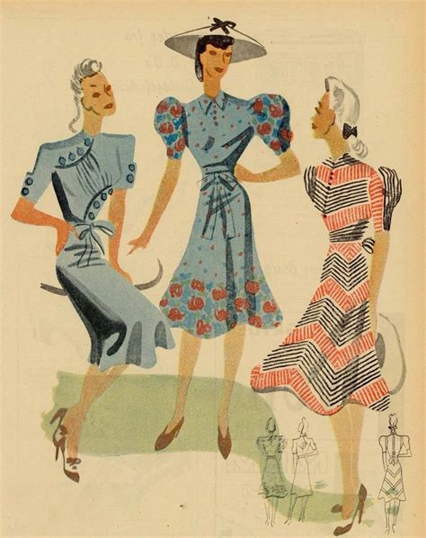 51 best 1930s 40s sewing pattern magazines images on