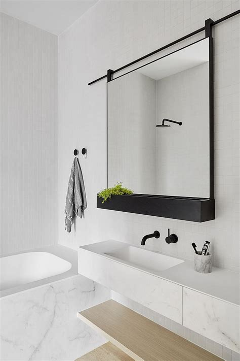 Black Framed Mirrors For Bathroom | best 25 black framed mirror ideas on pinterest