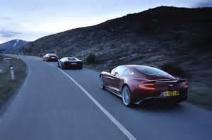 Aston Martin And Lamborghini F12 V Lamborghini Aventador And Aston Martin V12