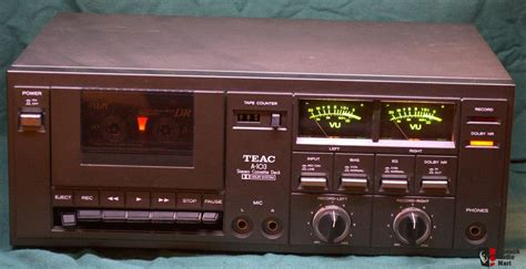teac cassette deck teac a 103 cassette deck photo 1029090 canuck audio mart