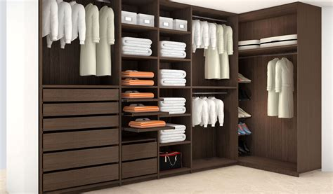 Closet Design by Closets Melamine Wenge Tedeschi Design Italian