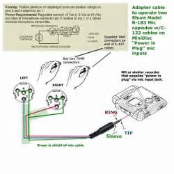 mini to xlr wiring diagram mini mini cooper free wiring diagrams