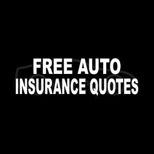Free Car Insurance Quotes by Free Auto Insurance Quotes Decal Window Sticker Business