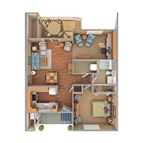 one bedroom with den one bedroom original cottage with den carol woods