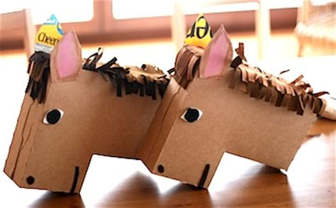 how to make things out of pony what can you make from a cardboard box things to make