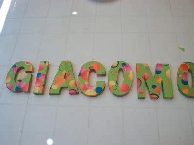 lettere decorate lettere decorate in legno per la casa e per te
