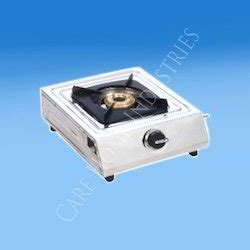 Oven Gas Butterfly single burner gas stove butterfly gas stove manufacturer from new delhi