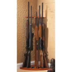 5 Gun Cabinet Corner Gun Rack With Magnets 159660 Gun Cabinets
