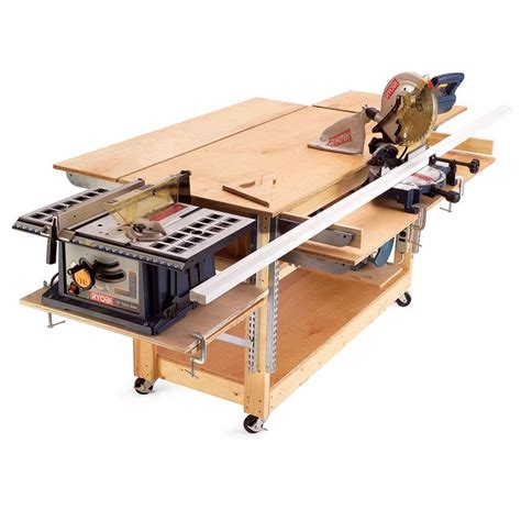 diy saw bench best 25 rolling workbench ideas only on pinterest