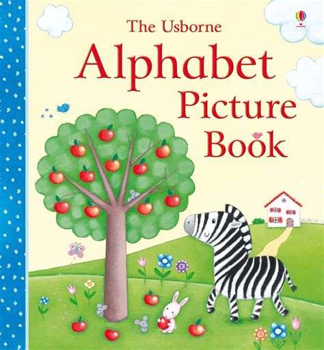 abc picture book alphabet picture book at usborne children s books