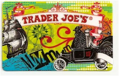 Trader Joe S E Gift Card - trader joe s gift card gifts for green beans pinterest