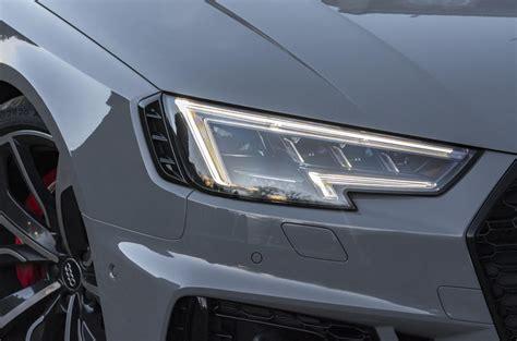 audi rs4 headlights audi rs4 avant 2018 uk review autocar