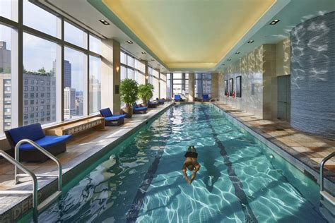 new york hotels with the best indoor pools the brothers mandarin oriental hotel new york hotel gifts