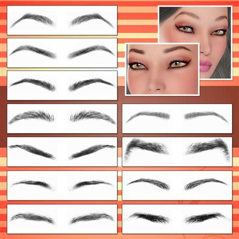 makeup psd templates for photoshop makeup brushes 2d graphics atenais