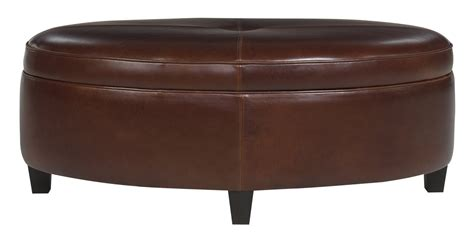 round leather storage ottoman coffee tables ideas round leather coffee table ottoman