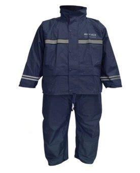 Yamaha Suit 02 Jas Hujan Blue model jaket jas hujan