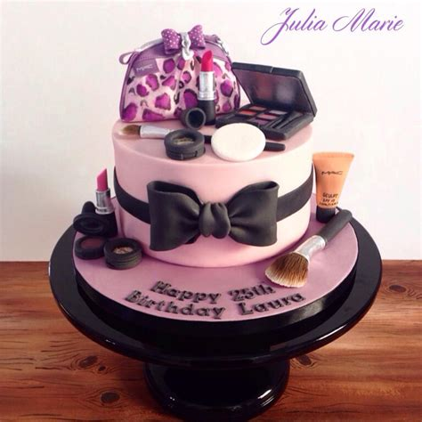 Make Birthday Cake by Mac Make Up Birthday Cake Cake By Cakes