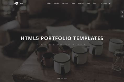 free html5 photography website templates 18 best portfolio website templates html