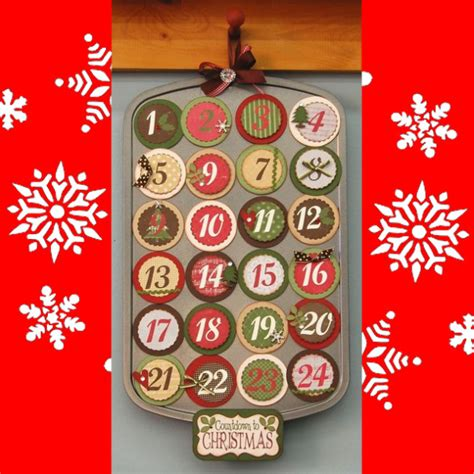 Bargain Advent Calendar Diy Advent Calendar Muffin Tin Bargainmoose