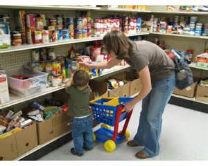 Food Pantry Assistance by Help Someone Feed Their Family Food Pantry Volunteer