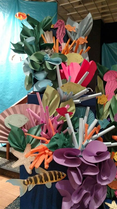 Coral Reef Essay by Best 25 Coral Reef Craft Ideas Only On When Is Pentecost 2016 Theme