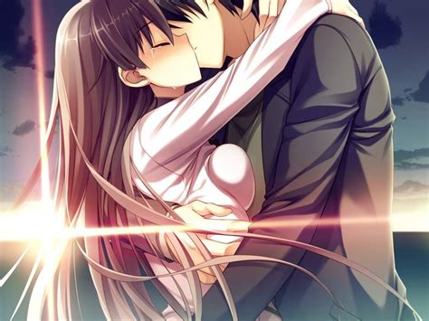 anime romance novel cute anime couples cuddling quotes with quotesgram