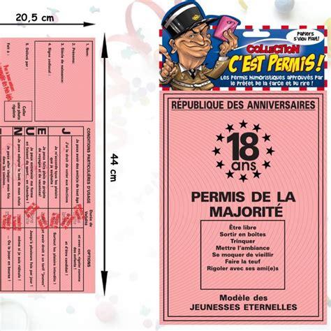 carte anniversaire 18 ans gar 231 on 224 imprimer carte a