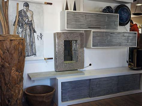 parete soggiorno moderno parete soggiorno minimal etnico moderno in legno e crash