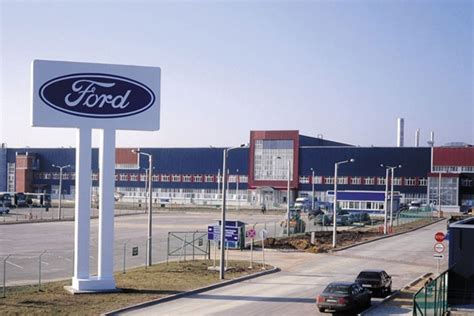 ford factory autostat vsevolozhsk plant ford will stop the assembly