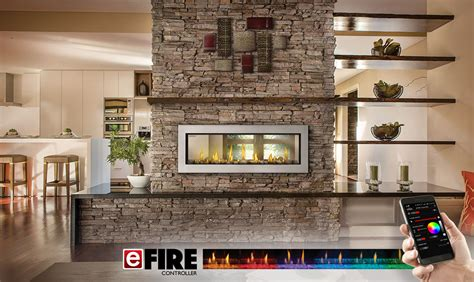 Napoleon Vector LV50 2 See Thru Gas Fireplace ? Fireplace