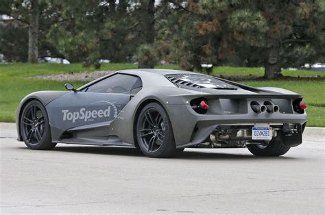 ford gt top speed 2017 ford gt picture 630321 car review top speed