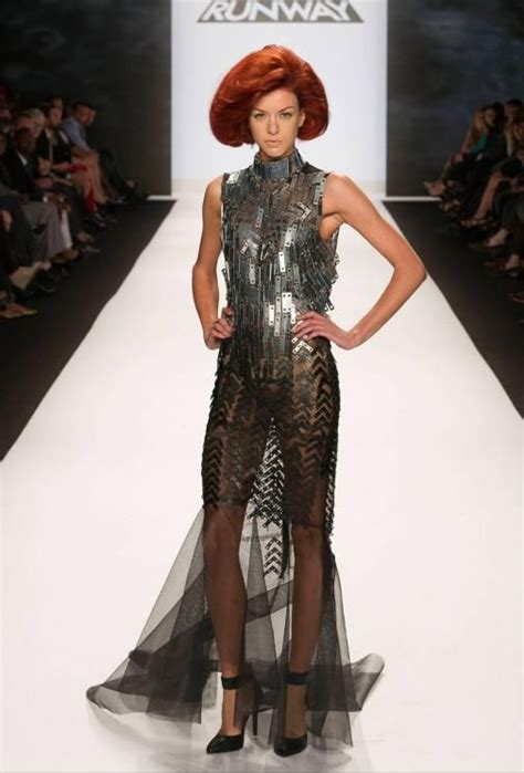 Dress Newtem Fashion Impor 420 best project runway images on exams