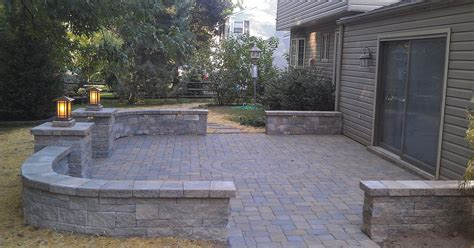Outdoor Patio Walls by Paver Patio Hometalk