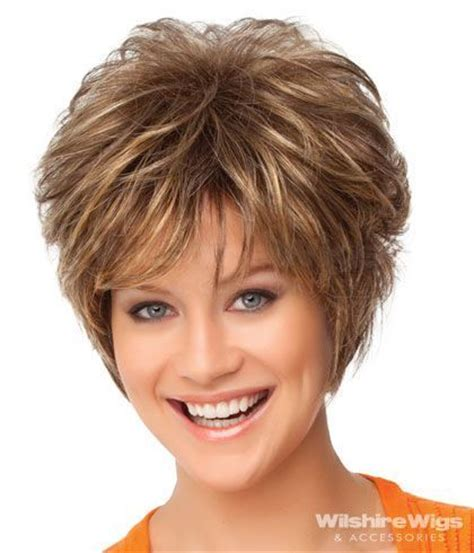fine hair wigs short haircuts for women over 50 fine hair short