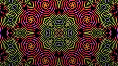 kaleidoscope pattern wallpaper abstract multicolor patterns psychedelic digital art